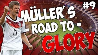 FIFA 14 | Müller's World Cup RTG #9 - Das Achtelfinale | Let's Play FIFA 14 Road To Glory