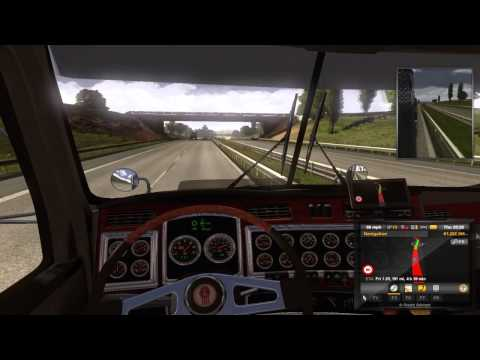 Euro Truck Simulator 2 :: E1 :: Dont Let Me Go To The UK!