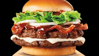 burger king a1 hearty mozzarella bacon cheeseburger review