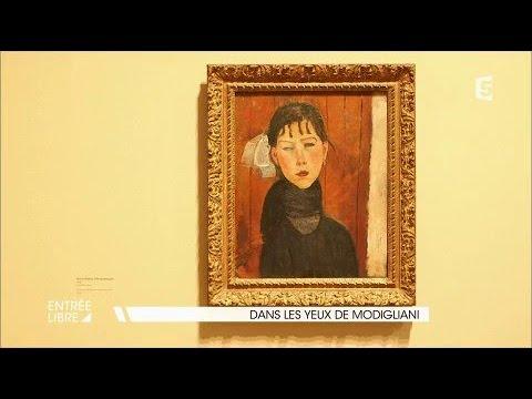Dans les yeux de Modigliani - YouTube