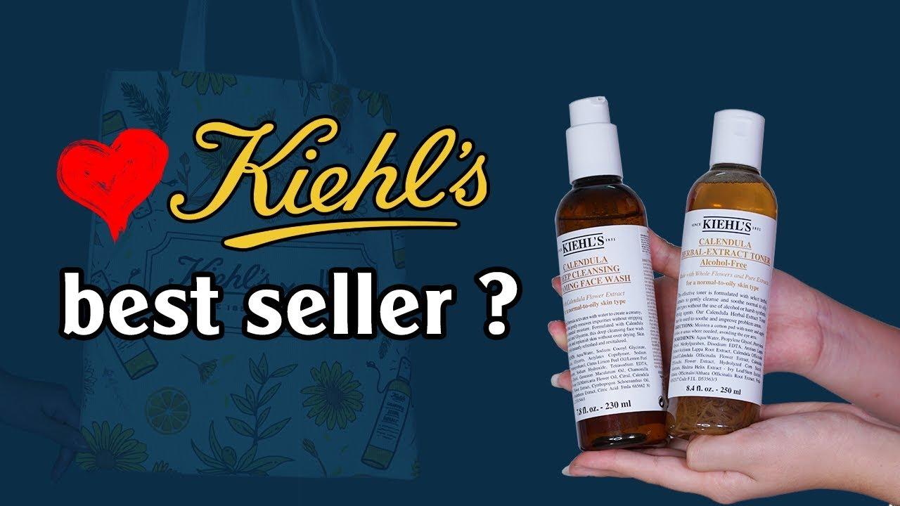 Review 2 sản phẩm bestseller của mỹ phẩm Kiehl's | Tiny Loly