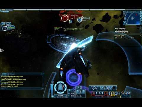 Star Trek Online - Romulan Space Battle