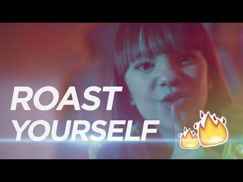 Roast Yourself Challenge 🔥 - Ivanna Pérez