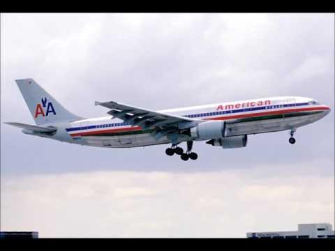 Air Plane Crash Recording. American Airlines Flight 587 Crash - ATC