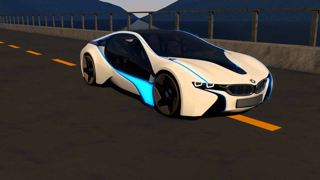 Bmw I8 Night Day Cycle Youtube
