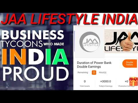 jaa lifestyle new update/jaa lifestyle latest update/important update as on 11/05/2021