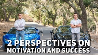 2 Perspectives On Entrepreneurship And Success (Ft. Tanner J Fox)