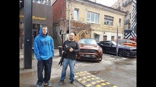 Смотреть видео Выставка автомобилей в Artplay москва  19.05.2018#engine_times онлайн