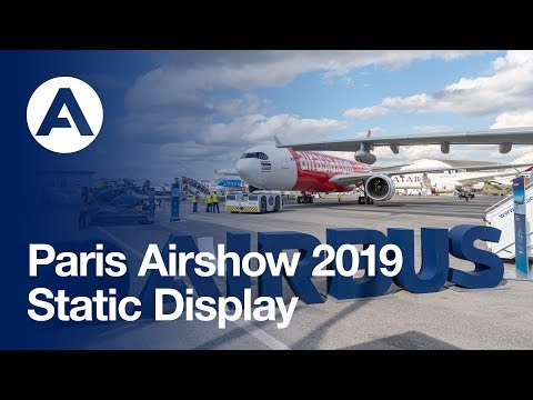 Paris Airshow 2019: Static Display