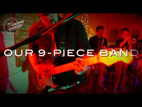 9 PIECE BAND LIVE FOOTAGE - The Funtime Frankies