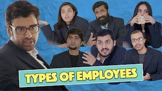 Types of Employees | MangoBaaz