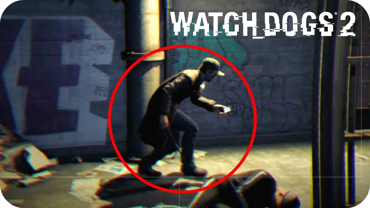 Watch Dogs  Shadows Mission