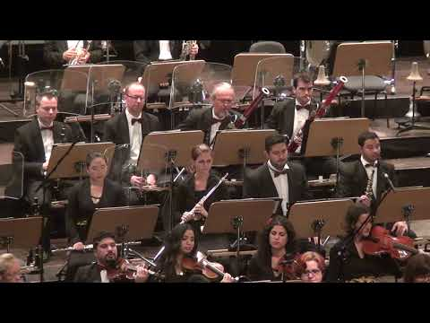 Prokofiev - Symphony No 1-  Classical -   Allegro  -  Kitajenko - Qatar Philharmonic Orchestra