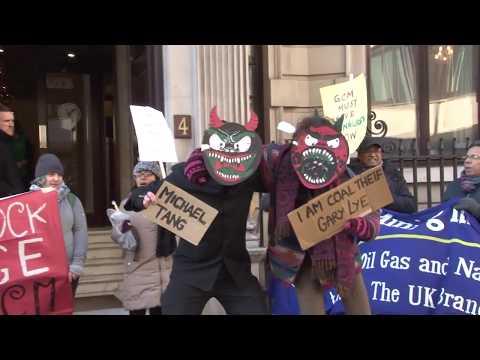 GMC Protest 2017