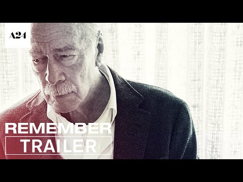 Remember | Official Trailer HD | A24