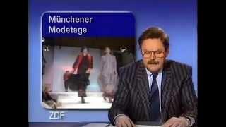 ZDF Heute So. 22.2.1987 Spätausgabe