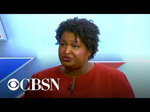 "Stacey Abrams gives Nancy Pelosi an ""A"" rating"