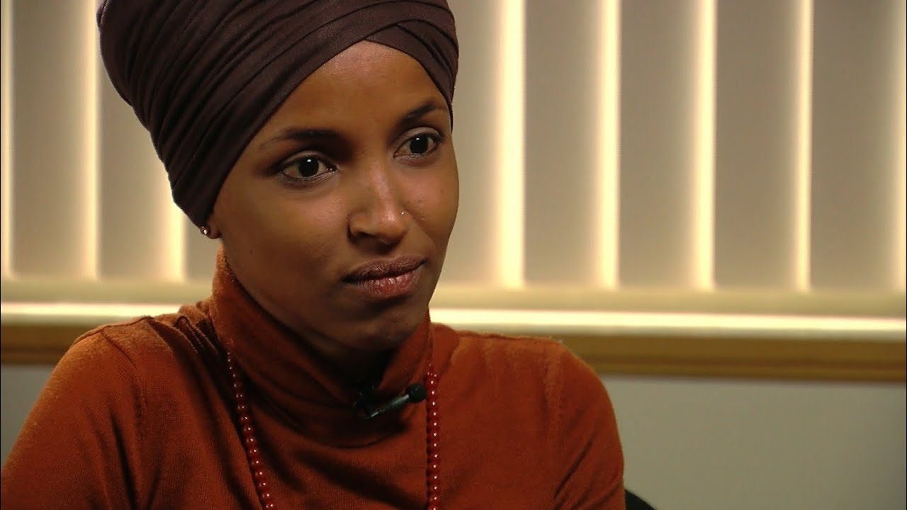 Ilhan Omar announces marriage to Tim Mynett