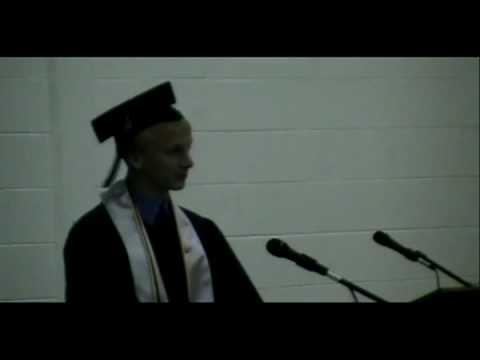 Brad Haan's Graduation Address - Carson City-Crystal High School 6 June 2010