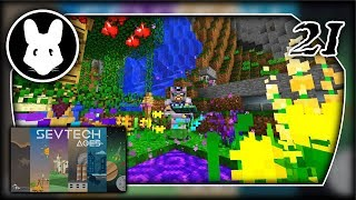 SevTech Ages - Astral Path! Part 21 - Mischief of Mice!
