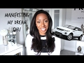 The Law of Attraction - How I Manifested A Range Rover Evoque - MY DREAM CAR!
