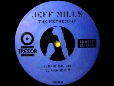 """Jeff Mills - """"The Extremist"""" (Original Mix)"""