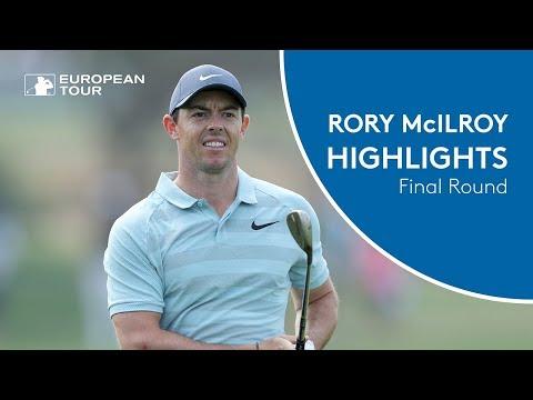 Rory McIlroy Highlights | Round 4 | 2018 Omega Dubai Desert Classic
