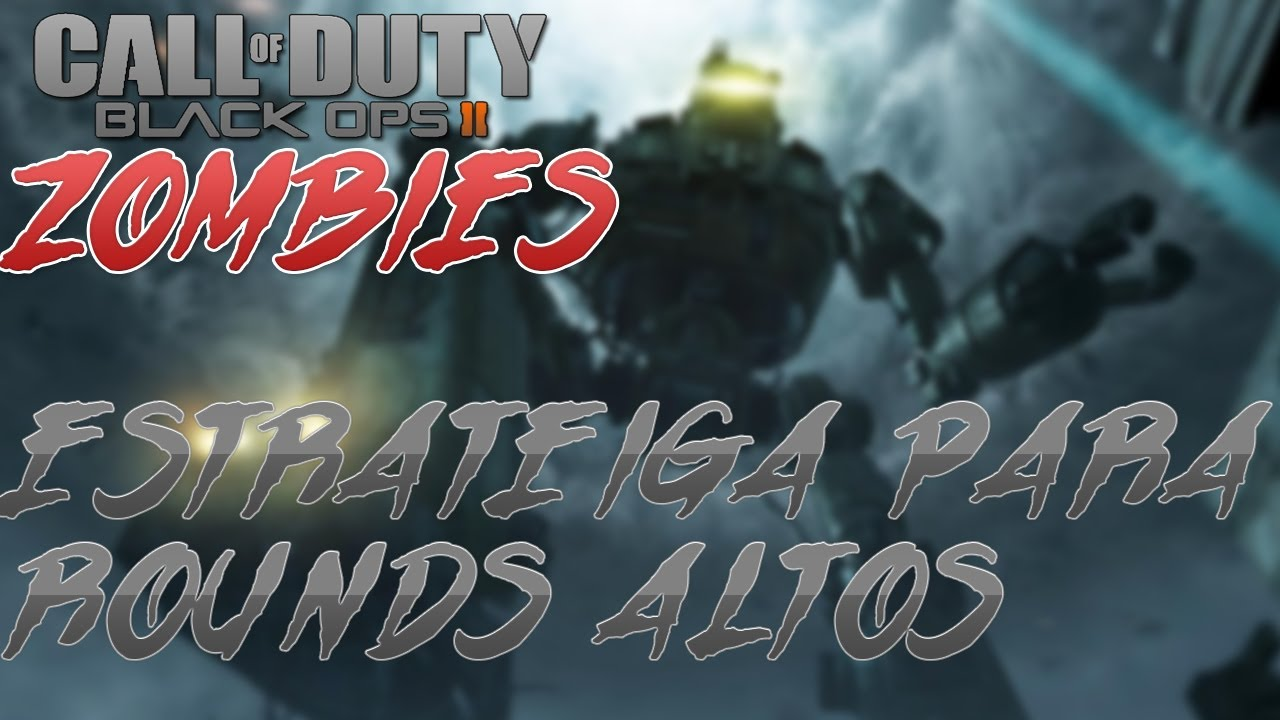 Cod Black Ops 2 Zombies - Origin - High rounds Strategy