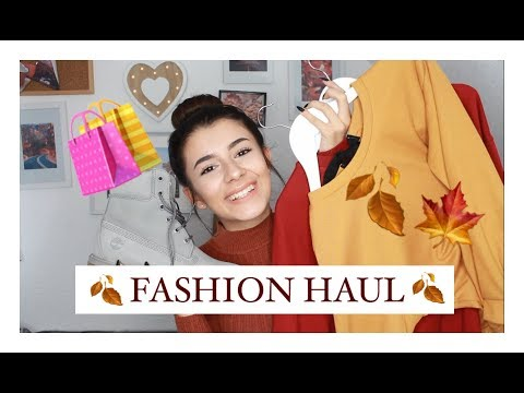 TRY ON FASHION HAUL