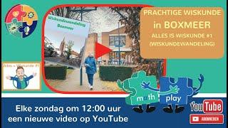 PRACHTIGE WISKUNDE in Boxmeer   A=W #1