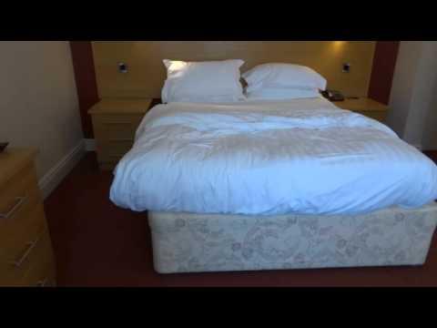 Room 150,  Crown Spa Hotel, Scarborough, North Yorkshire April 2016