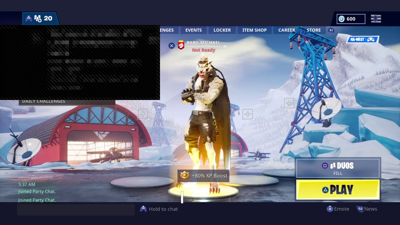 New Fortnite Season 7 Drift Boards New Update Playing With A