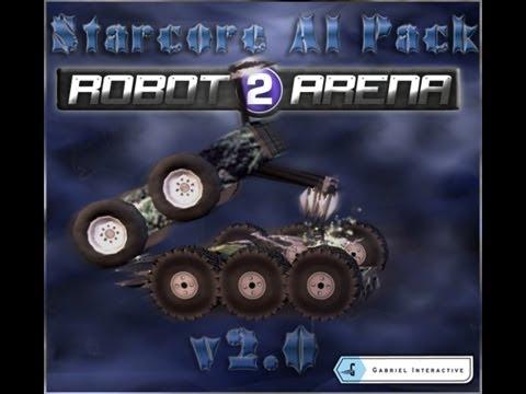 [МОНТАЖ] Robot Arena 2 - EPIC ROBOT BATTLE - 1 Серия
