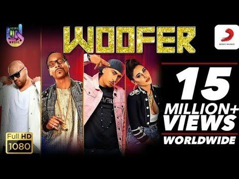 Woofer L Latest Song L Dr. Zeus_ Zora Randhawa_Nargis Fakhri L Snoop Dog L HD L