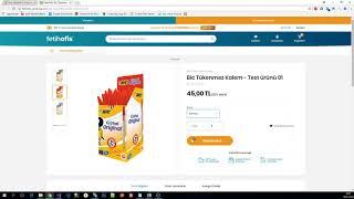 Ürün Niteliklerine Göre Fiyatlandırma (Niteliklere ek ücret ekleme değildir)