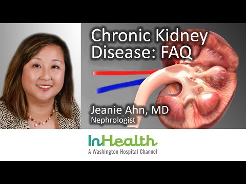 Chronic Kidney Disease: FAQ