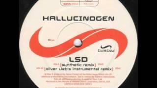 Hallucinogen - LSD (Synthetic Remix)