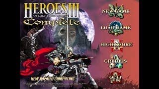 (Part 1) Playthrough Letsplay Longplay Heroes of Might and Magic 3 (HOMM 3) Part 1