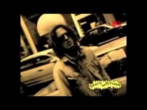 Beavis & Butthead / Izzy Stradlin & The Ju-Ju Hounds – Shuffle It All