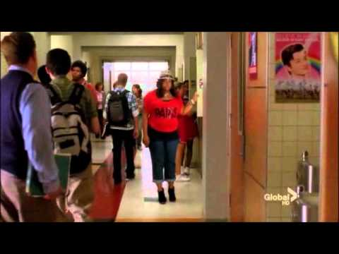Glee - Fix you (Shue)