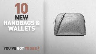 Michael Kors Handbags & Wallets [2018 New Arrivals]: MICHAEL Michael Kors Dome Metallic Large