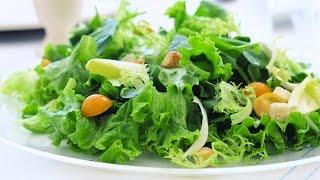 Легкий салат для похудения