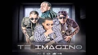 J Alvarez - Te Imagino ft. Baby Rasta, Gringo, & Divino [Official Audio]