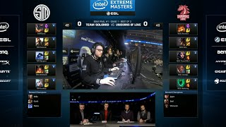 TSM vs Unicorns of Love | Game 1 Semi Finals IEM San Jose LOL 2014 | TSM vs UOL G1