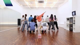 뱀뱀 (BamBam) 'riBBon' Dance Practice (Fix Ver.)