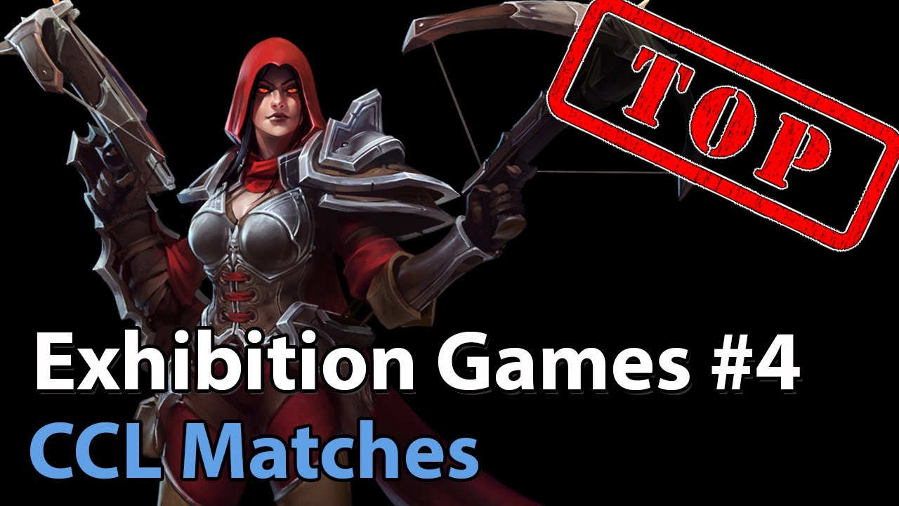 ► EPIC: CCL Exhibition Matches #4 - Heroes of the Storm Esports