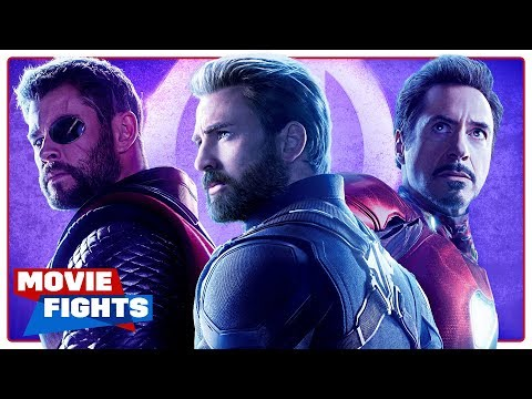 Recast the MCU Avengers - Marvel Movie Fights!