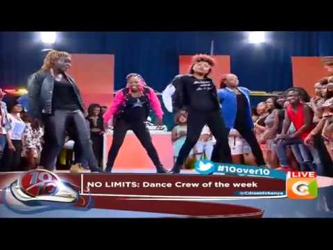 No Limits Dance Crew Live #10Over10