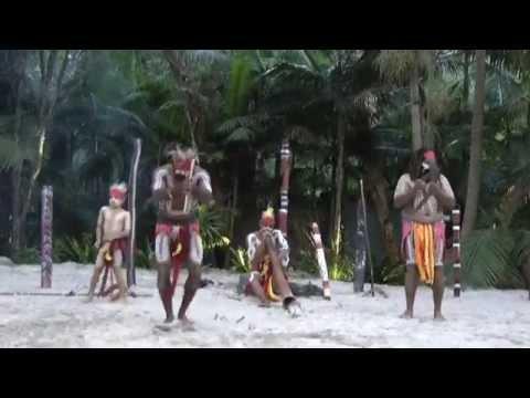 Yugambeh Aboriginal Dancers - Gold Coast, Australia