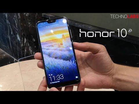 Honor 10 Ön İnceleme / Türkiye Fiyatı